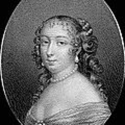 Marie de Bruneau, madame des Loges