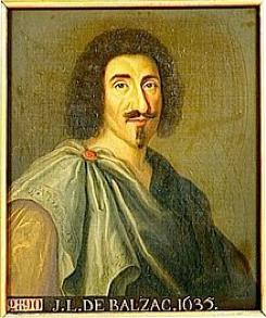 Guez de Blazac (1597-1654) Lettres