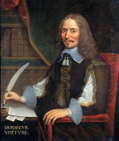 Voiture (1597-1648)  Lettres et poésies