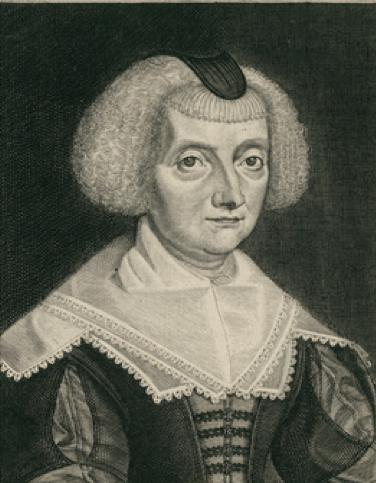 Charlotte des Ursins, vicomtesse d'Auchy